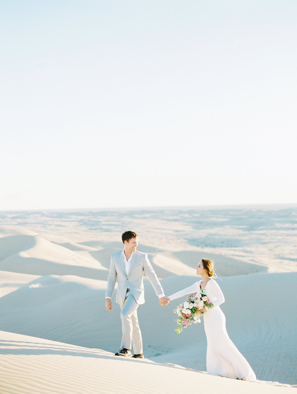 GLAMIS SAN DUNES | MALLORY DAWN PHOTOGRAPHY | PIROUETTE PAPER | FINE ART WEDDING INVITATIONS
