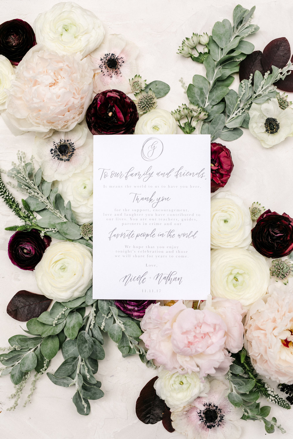Anna Delores Photography  |  Pirouette Paper Invitations + Calligraphy | Mattei's Tavern | Pure Lavish Events