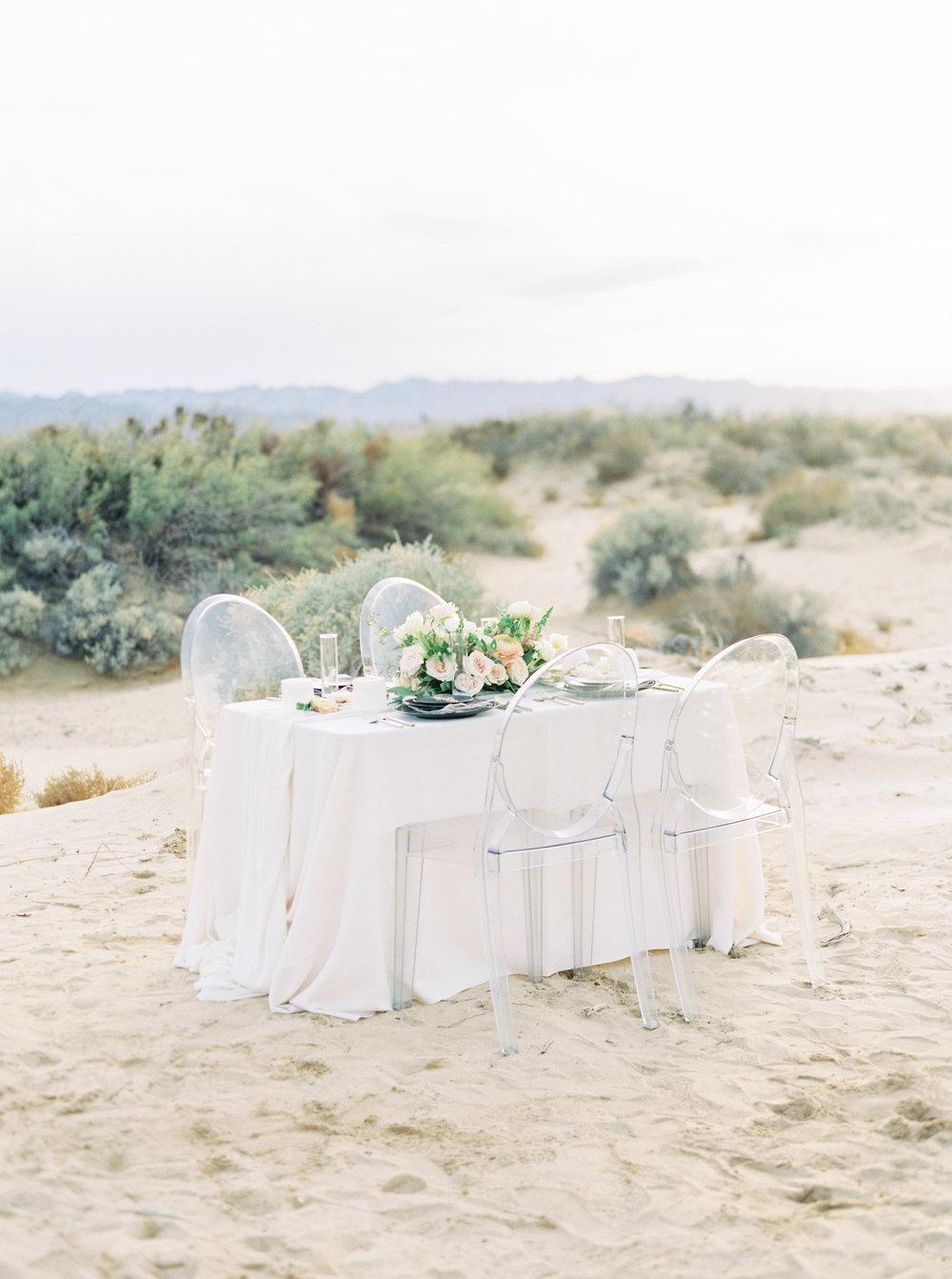 Savan Photography | Pirouette Paper Calligraphy + Design | Joshua Tree Palm Desert Wedding Inspiration