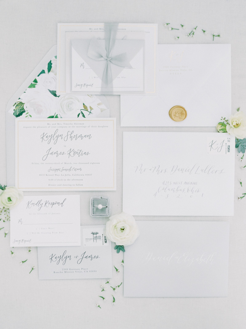 pirouettepaper.com | Wedding Stationery, Signage and Invitations | Pirouette Paper Company | Scripps Seaside Forum La Jolla Wedding | Savan Photography _ (17).jpg
