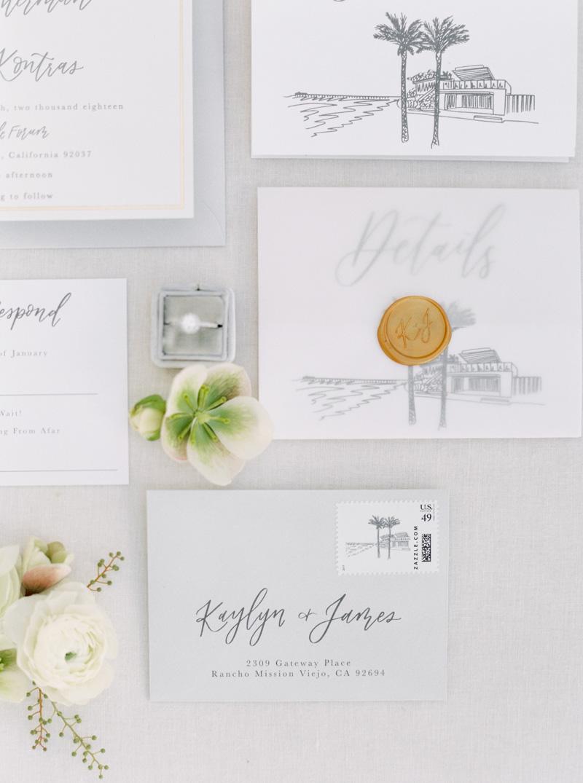 pirouettepaper.com | Wedding Stationery, Signage and Invitations | Pirouette Paper Company | Scripps Seaside Forum La Jolla Wedding | Savan Photography _ (21).jpg