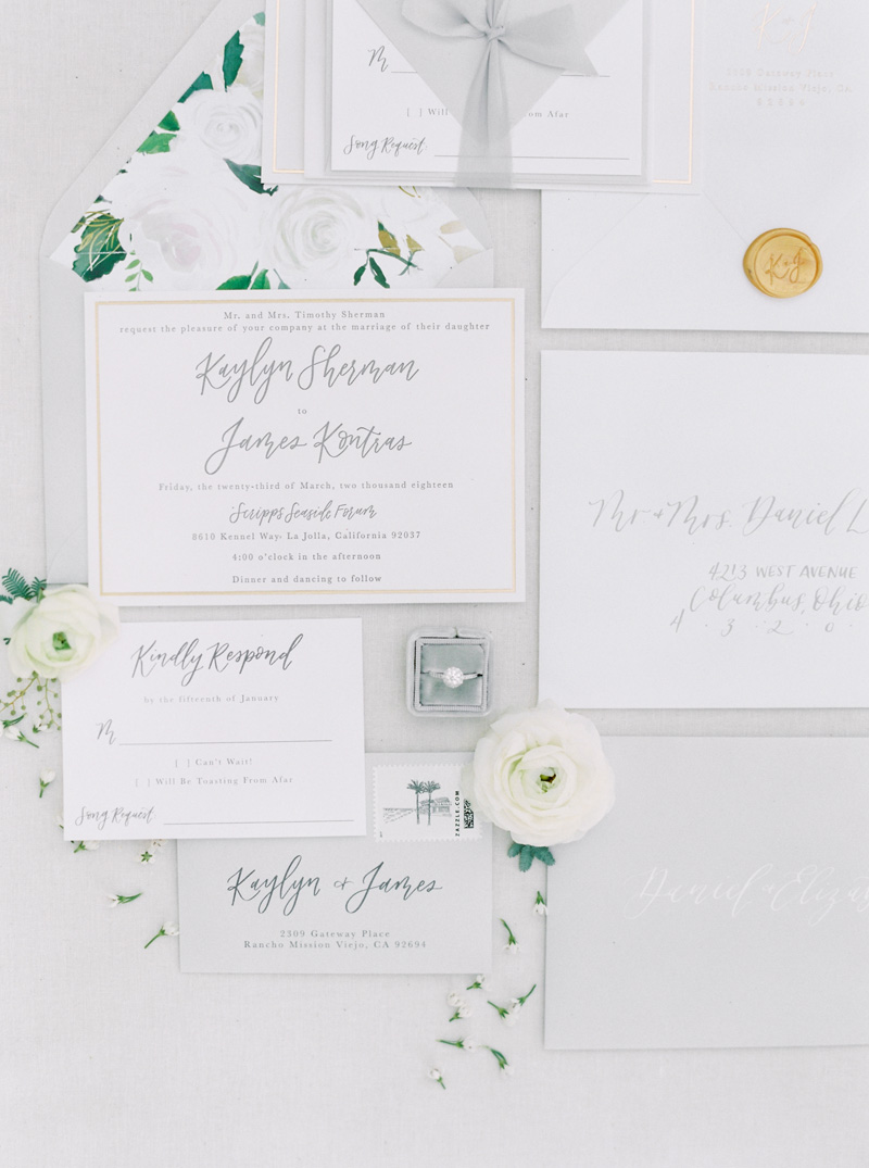 pirouettepaper.com | Wedding Stationery, Signage and Invitations | Pirouette Paper Company | Scripps Seaside Forum La Jolla Wedding | Savan Photography _ (23).jpg