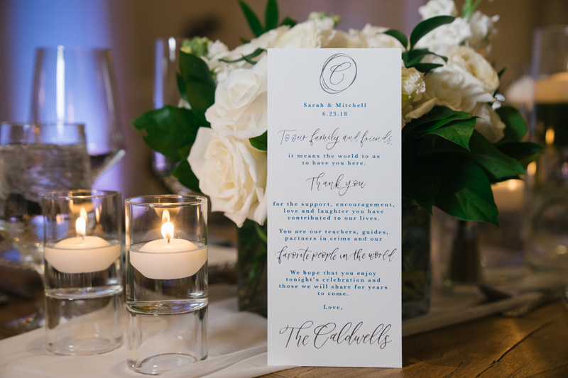 pirouettepaper.com | Wedding Stationery, Signage and Invitations | Pirouette Paper Company | Hilton Waterfront Beach Resort Wedding | Jim Kennedy Photography _ (21).jpg