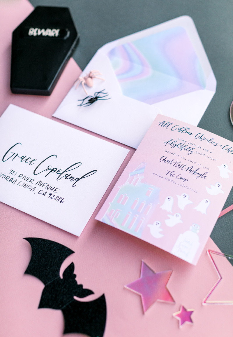 pirouettepaper.com | Wedding Stationery, Signage and Invitations | Pirouette Paper Company | Kids Halloween Party Inspiration | Lovisa Photography _ (1).jpg