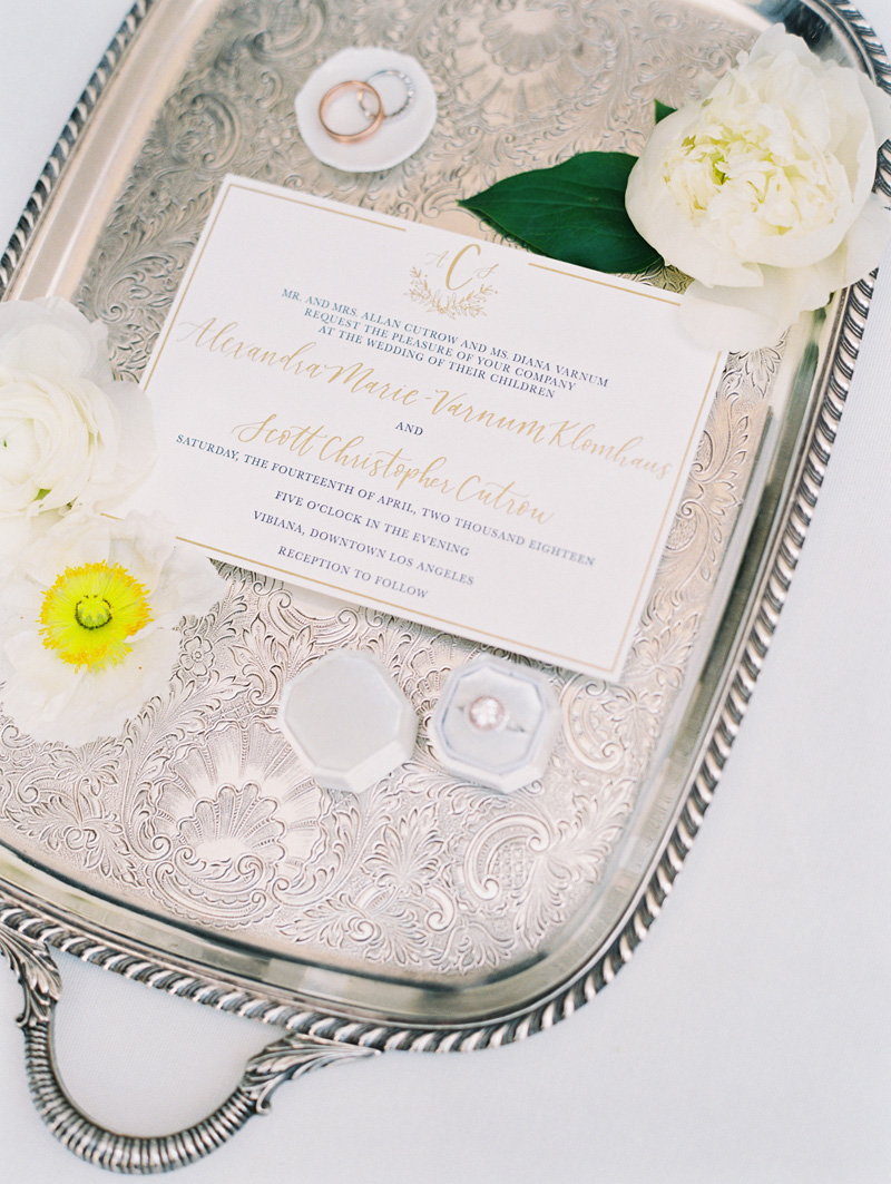 pirouettepaper.com | Wedding Stationery, Signage and Invitations | Pirouette Paper Company | Vibiana Downtown Los Angeles Wedding | Mallory Dawn Photography_ (13).jpg