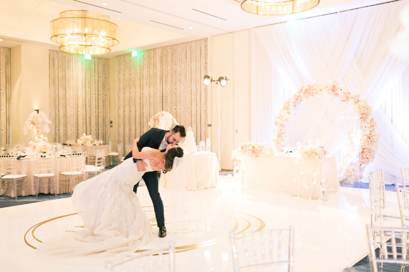 pirouettepaper.com | Wedding Stationery, Signage and Invitations | Pirouette Paper Company | The Waterfront Beach Resort Hilton Huntington Beach Wedding | Katrina Jayne Photography_ (38).jpg