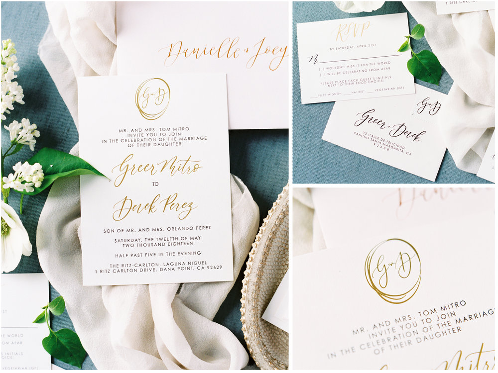 Pirouette Paper | The Opulent | Jordan Galindo Photography