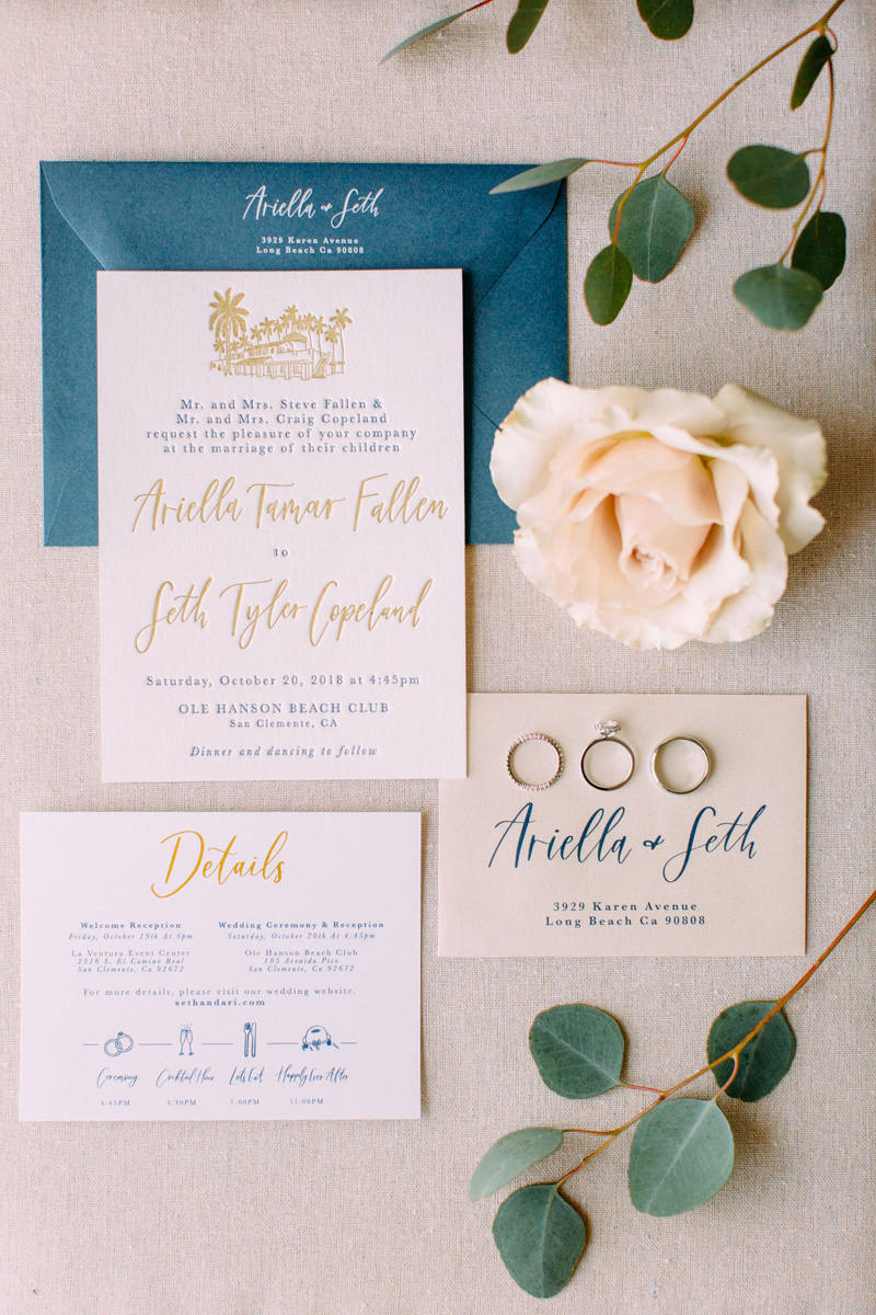 pirouettepaper.com | Wedding Stationery, Signage and Invitations | Pirouette Paper Company | Ole Hanson Beach Club San Clemente Wedding | Ashley Paige Photography _ (2).jpg