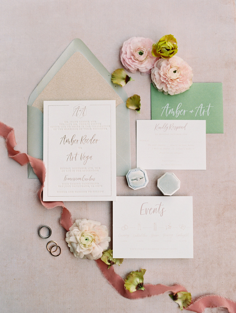 pirouettepaper.com | Wedding Stationery, Signage and Invitations | Pirouette Paper Company | Franciscan Gardens Wedding | Mallory Dawn Photography _ (17).jpg