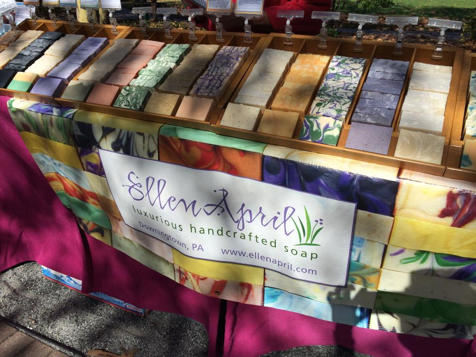 farmers market soap