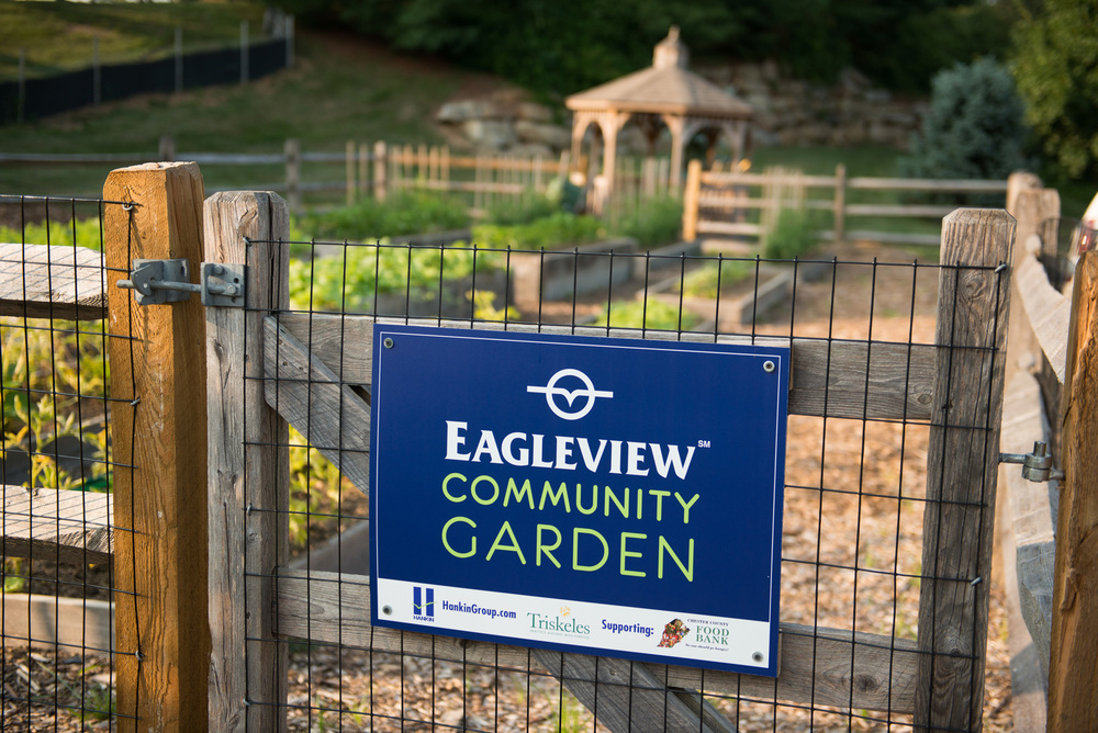 eagleview community garden