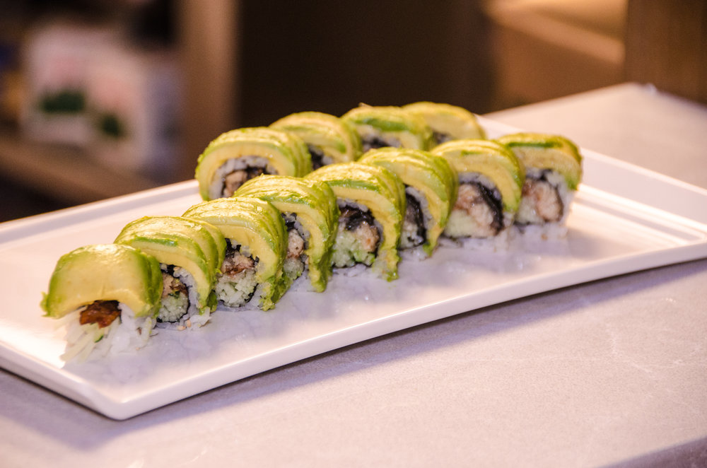 Bluefin Eagleview - Bluefin Eagleview, a Japanese Sushi BYOB, is the newest addition to Restaurant Row! Enjoy contemporary Japanese cuisine with innovative interpretations of classic menu items, where you can bring your wine & appetite to this inventive BYOB.
