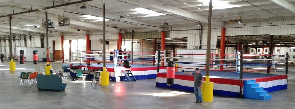 Our Gym - Shamrock Boxing Club welcomes anyone willing to learn to box and to better themselves, regardless of age, race, religion, or country of origin.