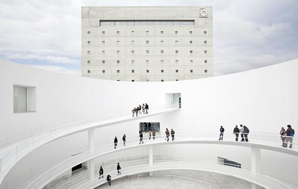 MUSEUM OF ANDALUCIA Alberto Campo Baeza Granada, Spain, 2011