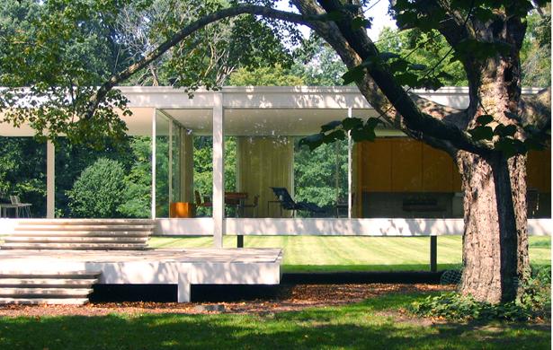 FARNSWORTH HOUSE Mies van der Rohe  Plano, USA, 2008-2015