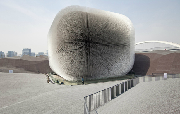 UK PAVILION - SHANGHAI EXPO Thomas Heatherwick   Shanghai, China, 2010