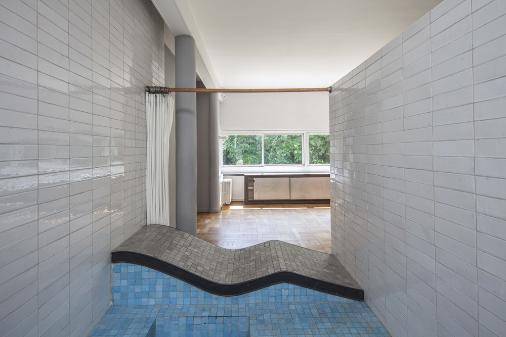 Villa Savoye — Montse Zamorano | Architecture Photography