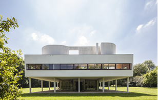 VILLE SAVOYE Le Corbusier  Poissy, France, 2013