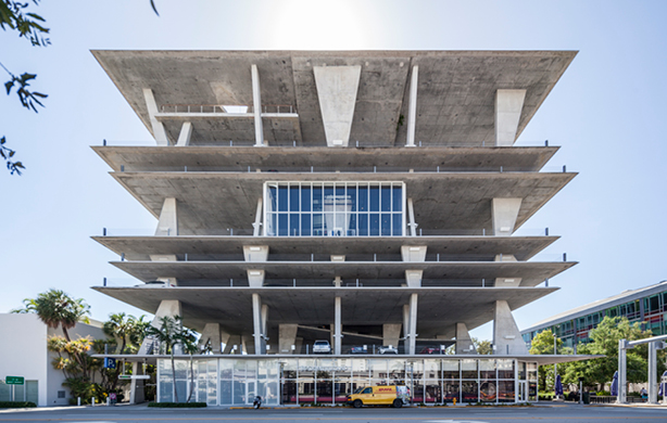 1111 LINCOLN ROAD Herzog & de Meuron Miami, USA, 2017