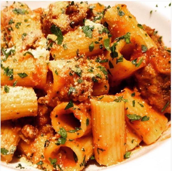 Nino's Rigatoni Pasta