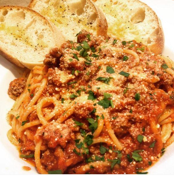 Nino's Spaghetti Pasta