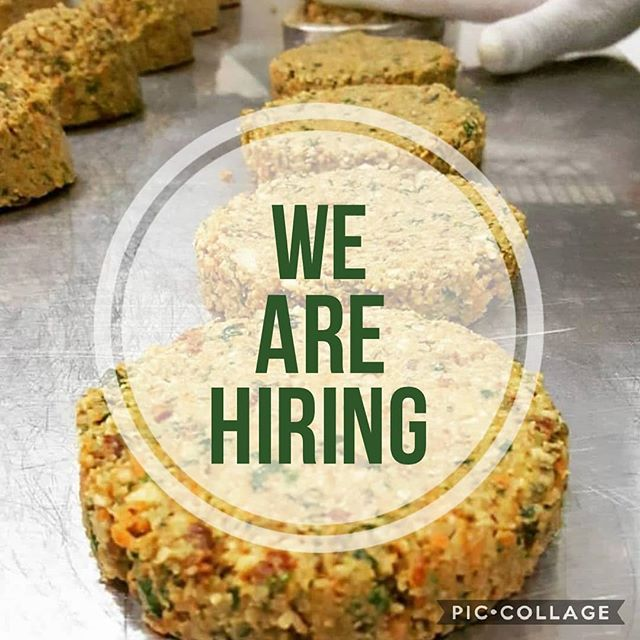 We're hiring! We're seeking a positive and driven individual with the ability to follow instructions and recipes to complete basic kitchen tasks.  Number of hours a week -  16 - 20 hours. -Must be able to lift 25+ lbs -above minimum wage pay  Please send a brief email, including resume, to operations@rawkstarcreations.com  Thank you