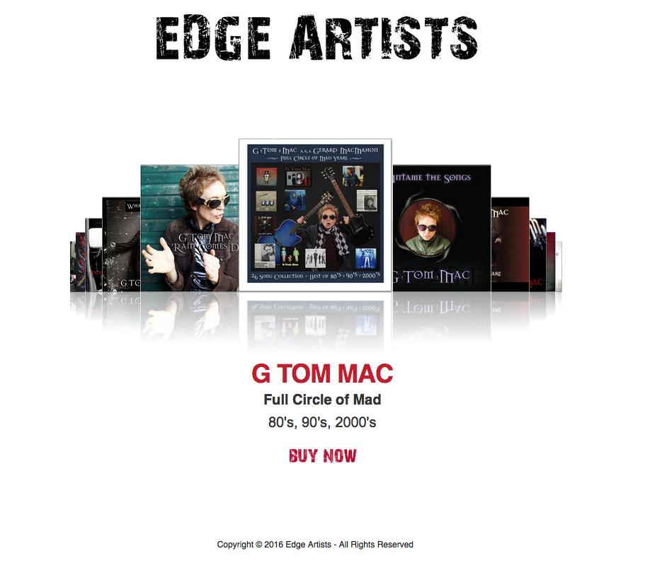 Visit Edge Artists