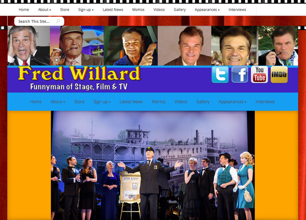 Visit Fred Willard