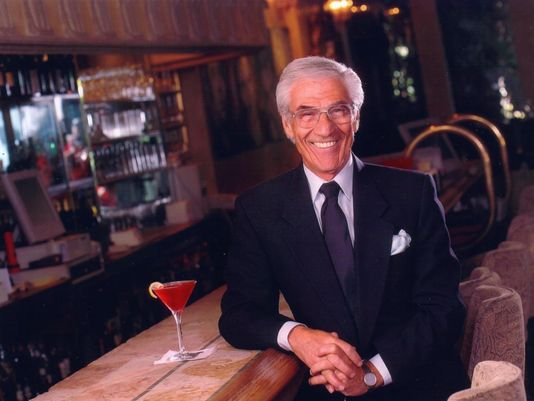 Mel Haber, (former owner of The Ingleside Inn & Melvyn's Restaurant, Palm Springs, CA.)