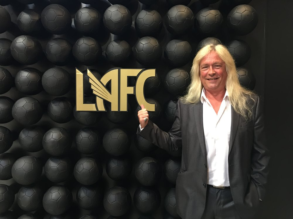 Martin @ LAFC HQ