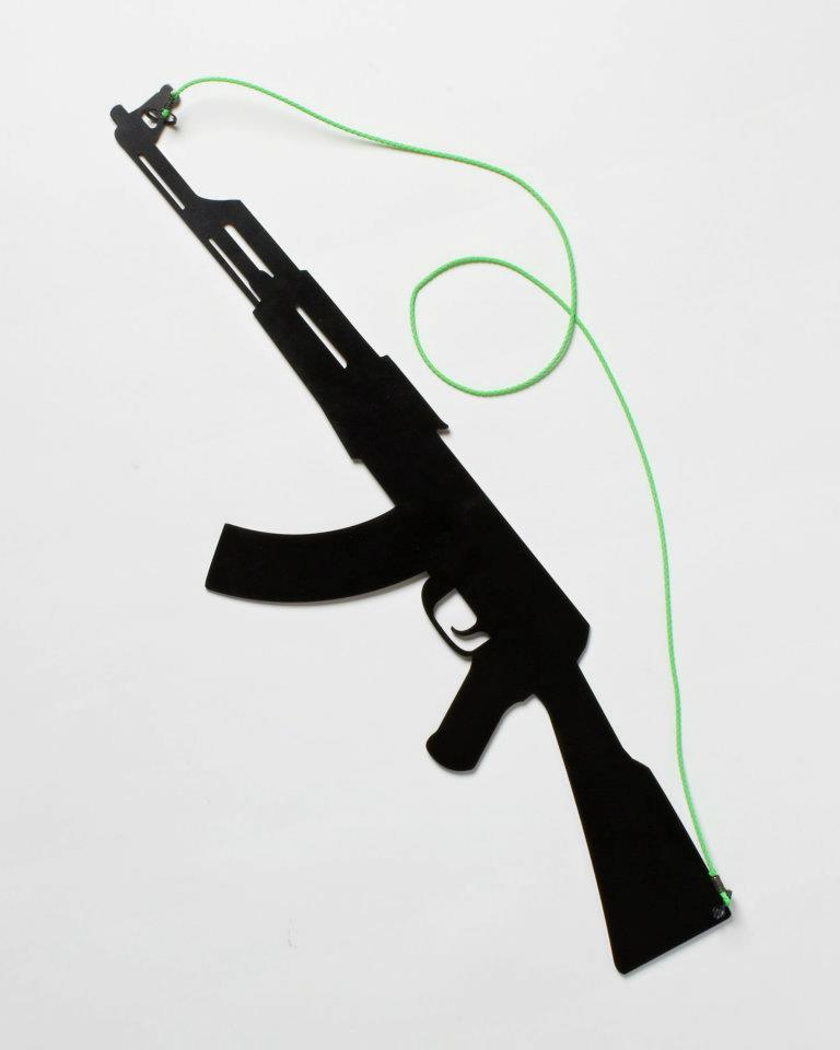 Fake AK by Patrick Townsend