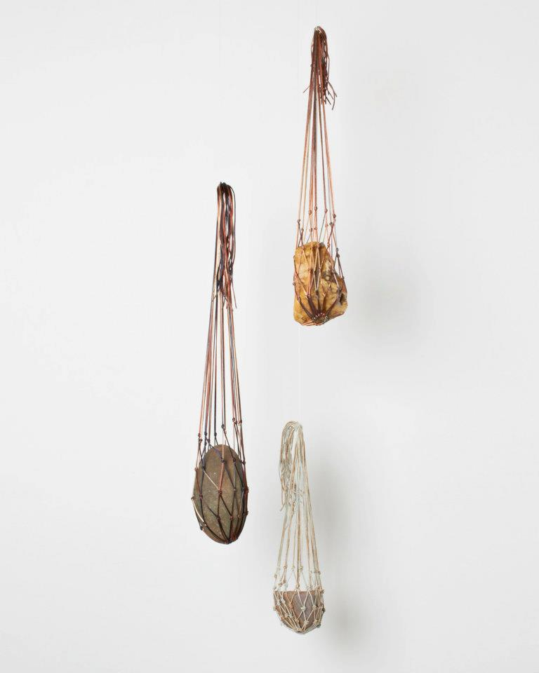 Nomadic Weapons by Annie Lenon + Valerie Gnaedig