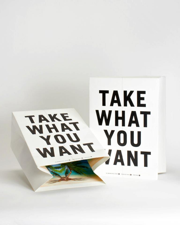 Take What You Want by Object Trust