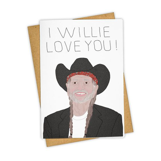 #1 - Witty Greeting Cards by Tay HamThese hand-made greeting cards by Tay Ham will make your dad laugh out loud.$6Available online and at Canal Street Market and Artists and Fleas.