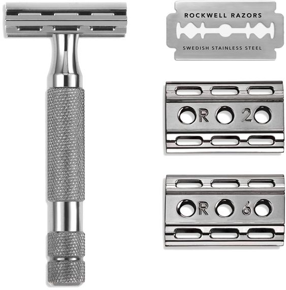 #2 - Rockwell RazorsRockwell Razors' classic high quality razors will take dad back to the good ole days! Perfect for a clean cut shave to keep him lookin' great!$20Available online and at Canal Street Market and Artists and Fleas.