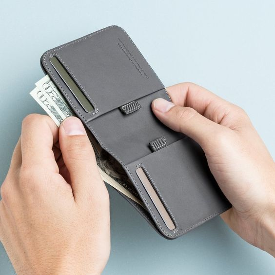 #4 - Wally Agent by Distil UnionThe Wally Agent by Distil Union was designed to make life easier. With easy access pull tabs and pockets, this wallet is a sure winner.$79.99Available online and at Canal Street Market and Artists and Fleas.