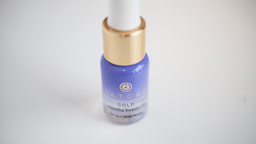 Tatcha Gold Camellia Beauty Oil (Deluxe Sample Size)
