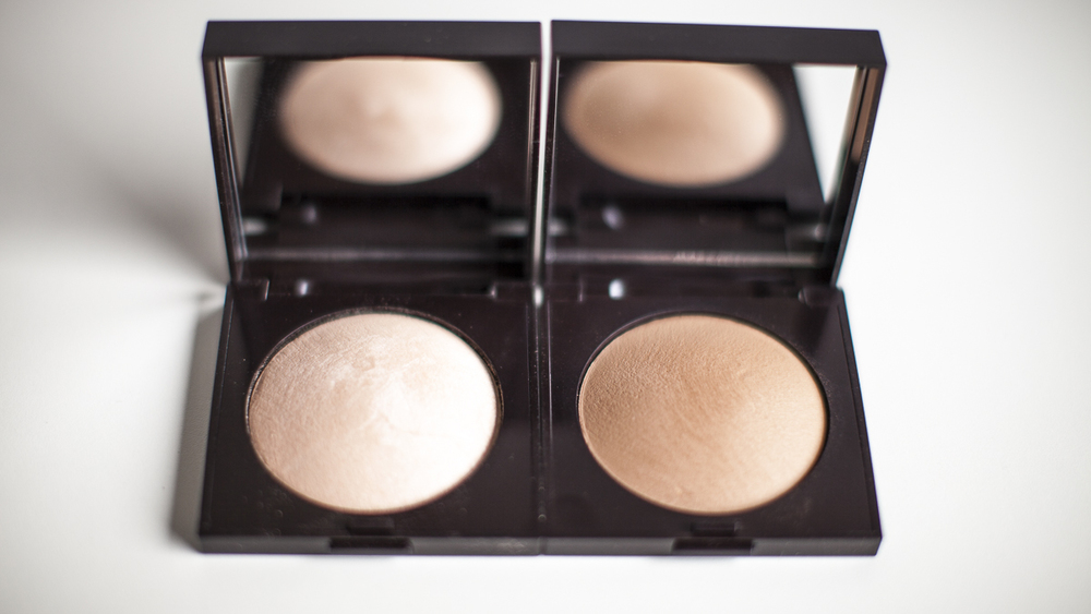 From L to R: Highlight, Bronze
