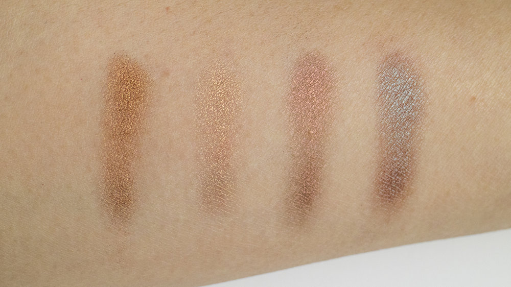 From L to R: Ethereal, Glam, Minx, Trendy