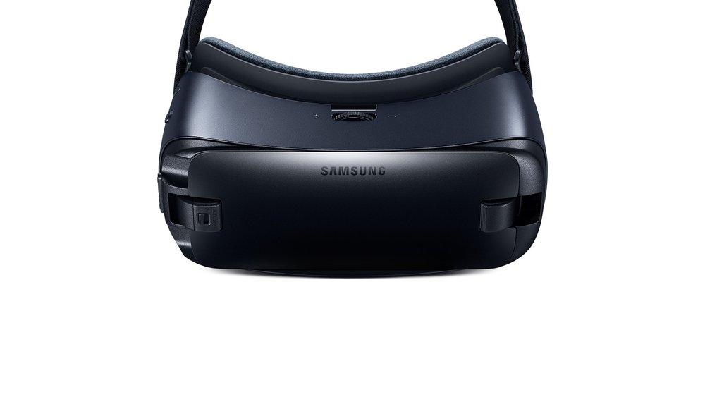 Samsung Gear VR Top View