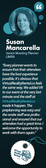 VR Testimonial By Susan Mancarella