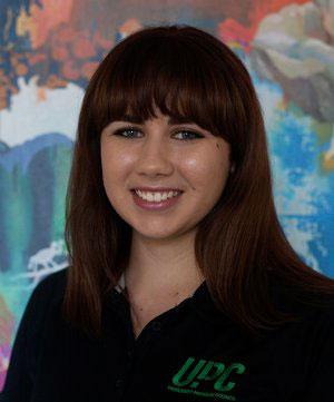 Brittnie Grono Arts Coordinator UNT Dallas, TX
