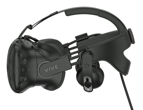 HTC Vive Side View