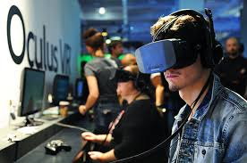 Oculus Rift at Events