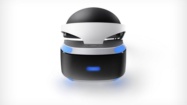 Playstation VR Front View