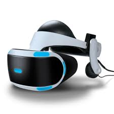 Playstation VR Side View