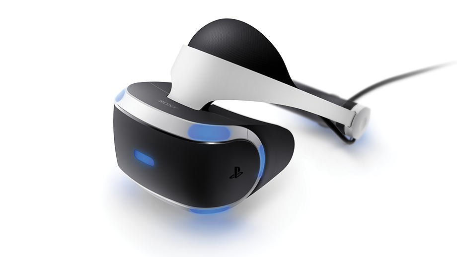 4. Playstation VR                          -