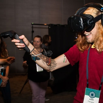VR at Tradeshows