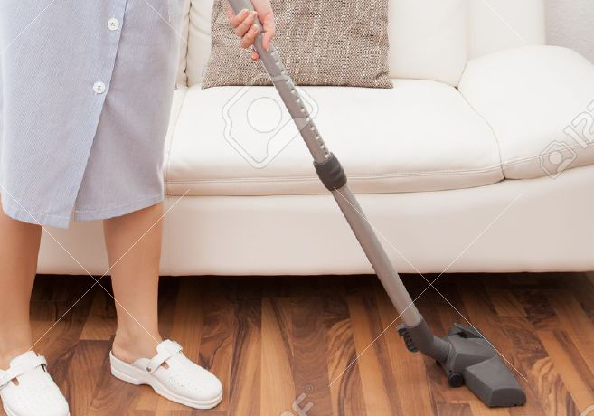 Betty Boop Professional Cleaning Services