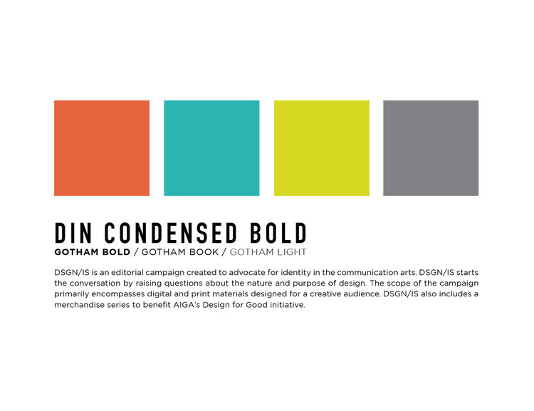 DSGN/IS — Adelaide Ritter Design